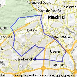 Ruta Madrid Sur