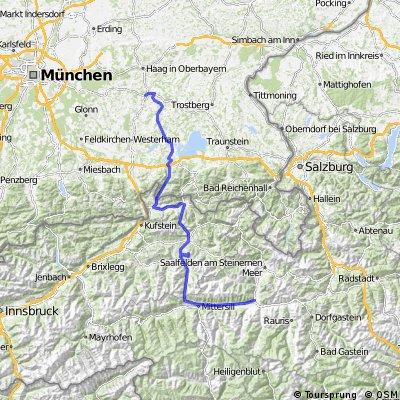 #02 Wasserburg - Zell am See
