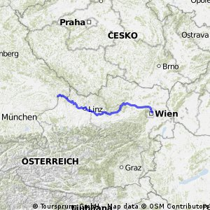 Passau - Wien