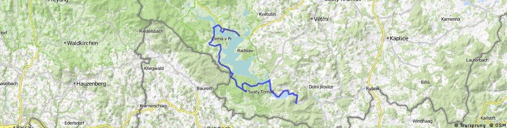 Šumava 2010 - Loučovice - Černá v Pošumaví