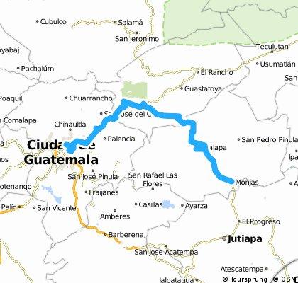 Etapa 5 Monjas Jalapa-La Eterna Guatemala