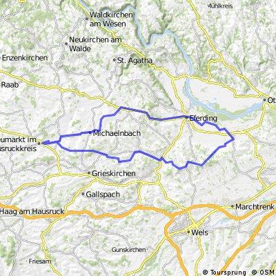 Überraschungstour Hel Peter 73 km 700 hm