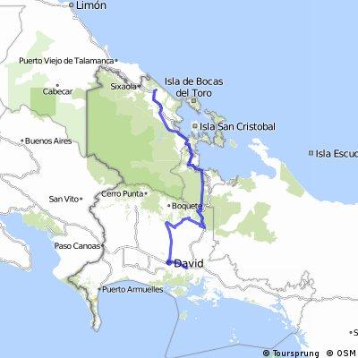 Etapa de las Americas Etapa 4 Chiriqui-David-Finca11