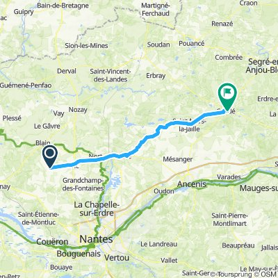 tracto-vélo 2011 étape 1