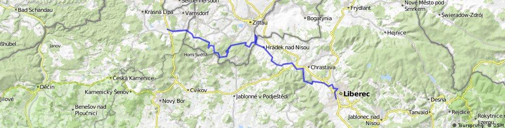 Říjen 2011 - Liberec - Dolní Podluží