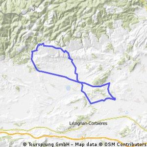 Paraza - Felines 60km