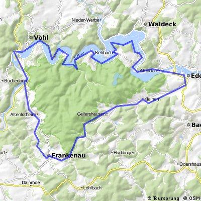 Edersee-Radweg ER 20