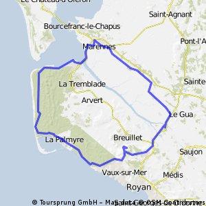 EFR 06 Breullet - La Tremblade