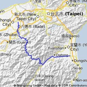 Day 1 桃園-羅東