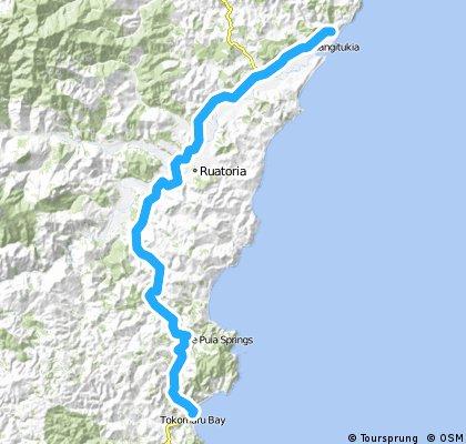 Tikitiki - Tokomaru Bay