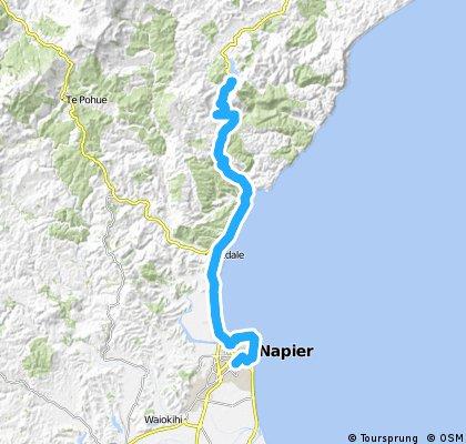 Lake Tutira - Napier