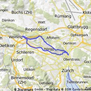 ZH Unterstrass-Käferberg-Weiningen-Limmat-EscherWyss-Kreis6