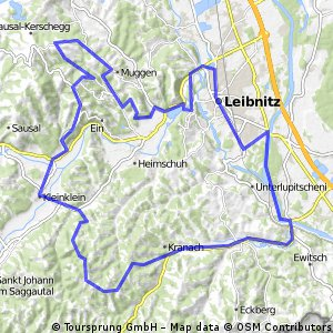 Kleine Weinstraßentour CLONED FROM ROUTE 1317857