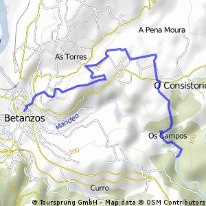 Betanzos-Pte. Teixeiro