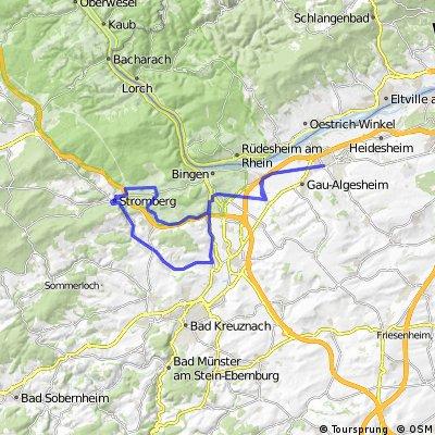 001c Ingelheim - Warmsroth - Ingelheim