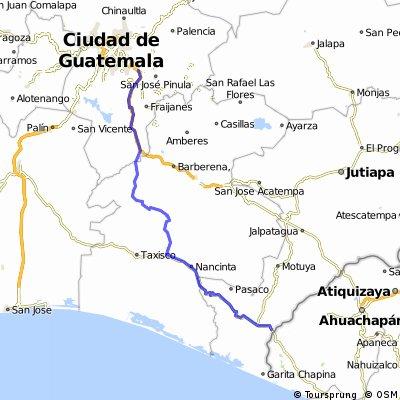 Ciudad Pedro De Alvarado-Don Justo