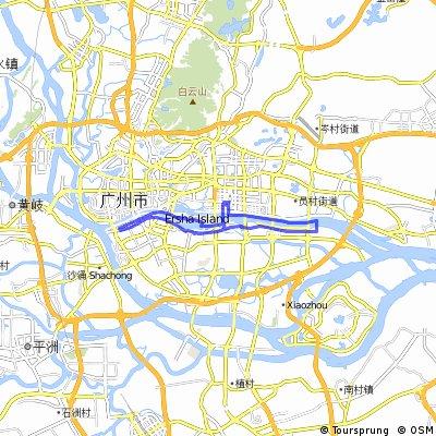 30km Peral River Ride