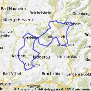 Herbst RTF Niederdorffelden 2011