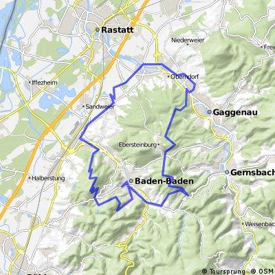Merkur, Nachtigall, Fremersberg
