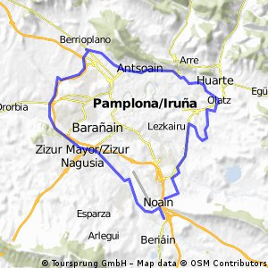 Vuelta a la Pamplona