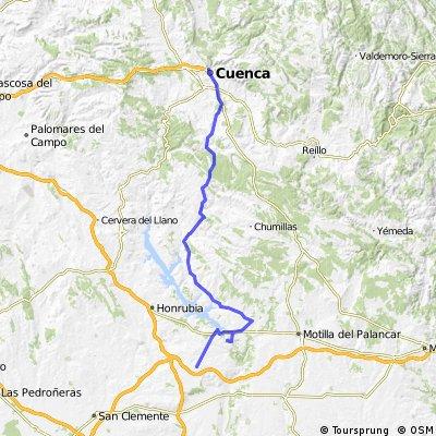 8ª Cuenca-Tébar