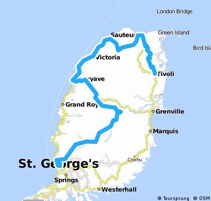 Grenada Karibik