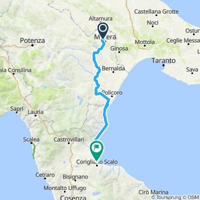 Trans Italia 2012 (Tag 8)