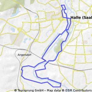 Radjunior Saaleauen-Trail-Tour