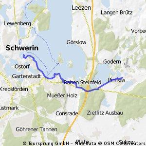 Schloß - Mueß - Pinnow