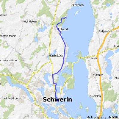 Schloß - (FFW) - Wiligrad