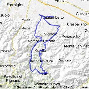 Giro 12 Novembre