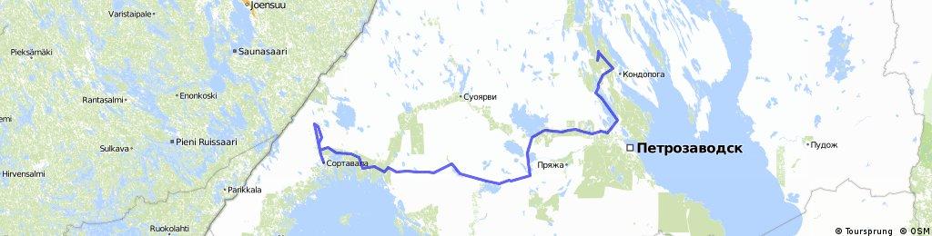 Karelia adventure