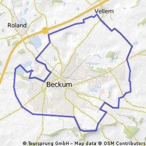 Rund um Beckum