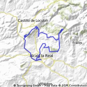 1ª Quedada Notinguera (Alcalá la Real)