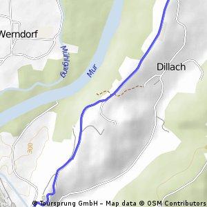 KW Mellach-Dillachhöhe