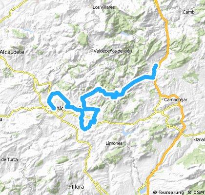 """Ruta de la """"Santería"""" (Sierra Sur)"""