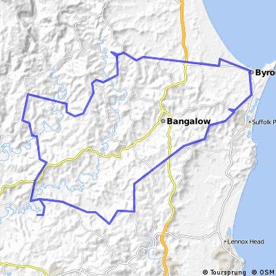 Byron Bay Newrybar Eltham Rosebank Federal Coorabell Byron