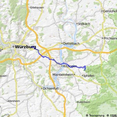 Rottendorf - Schwanberg