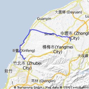 20111127新豐火車站