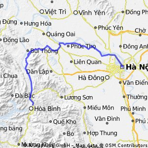 Hoa Binh-BA Vi - Hanoi Trial