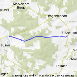 bosseln Option Betzendorf