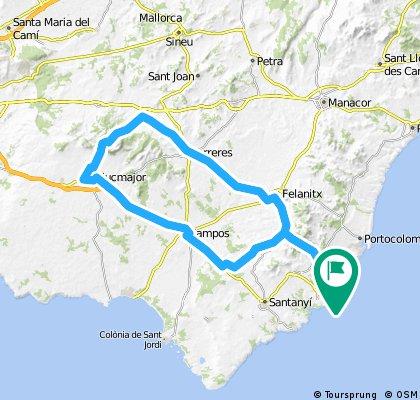 Mallorca 2011 Tour 5