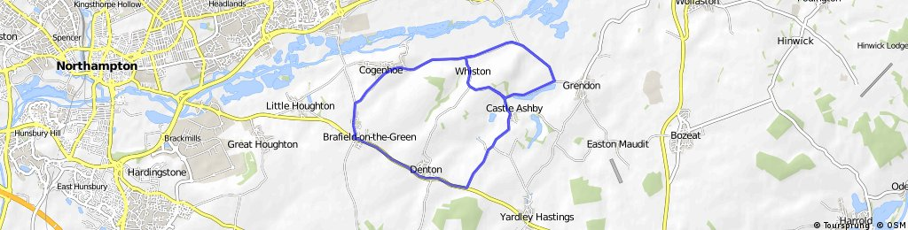 TT - Whiston Hilly