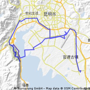 雲南單車遊, Day 15, 昆明, 西山
