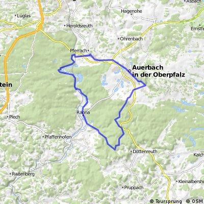 Tour 1 (Landkreis Amberg-Sulzbach)