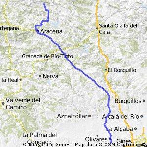 VVA- ARACENA-CAÑAVERAL DE LEON