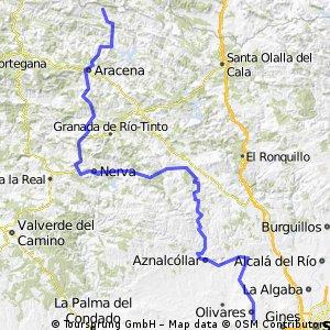 VVA-GERENA-AZNALCOLLAR-NERVA-RIO TINTO-ARACENA-CAÑAVERAL.