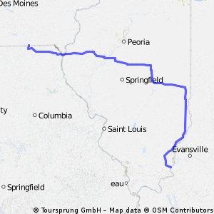 Missouri-Illinois 2013