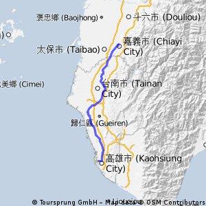 Taiwan1000 Day 5