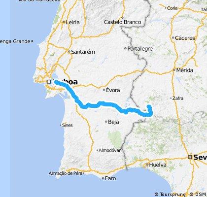 Tour 8 Vuelta 2012